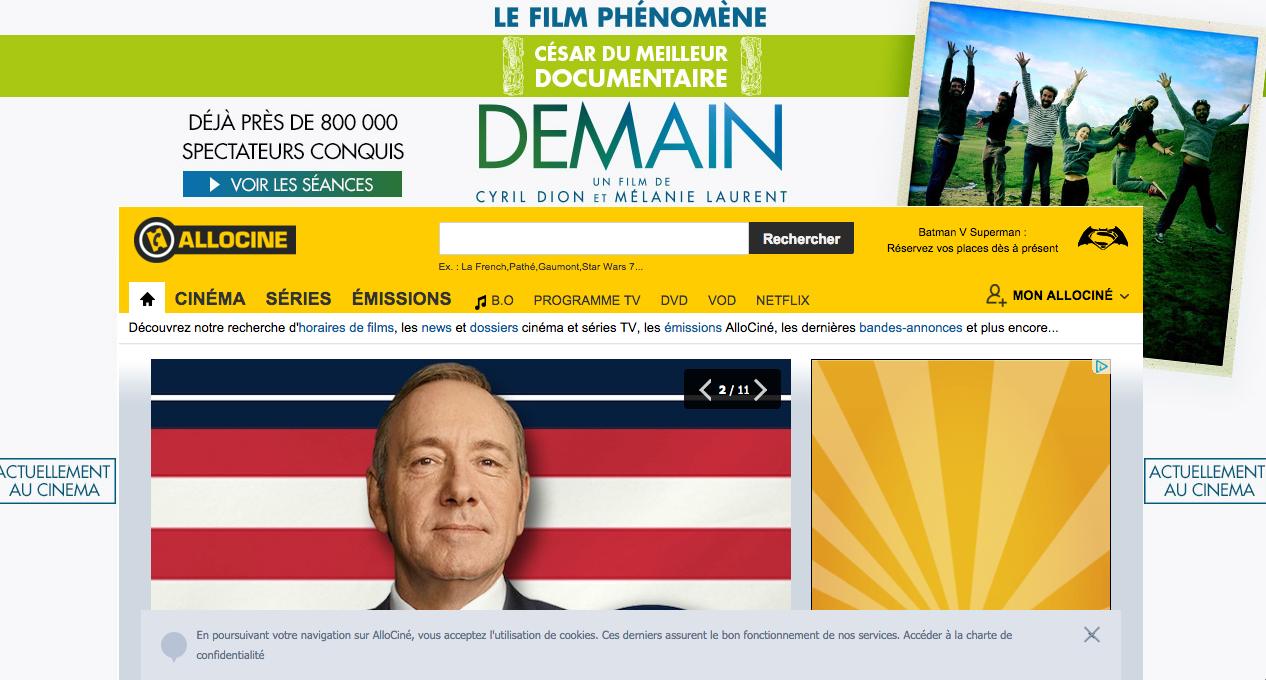 Le marketing digital comme arme de diffusion massive pour le cinéma